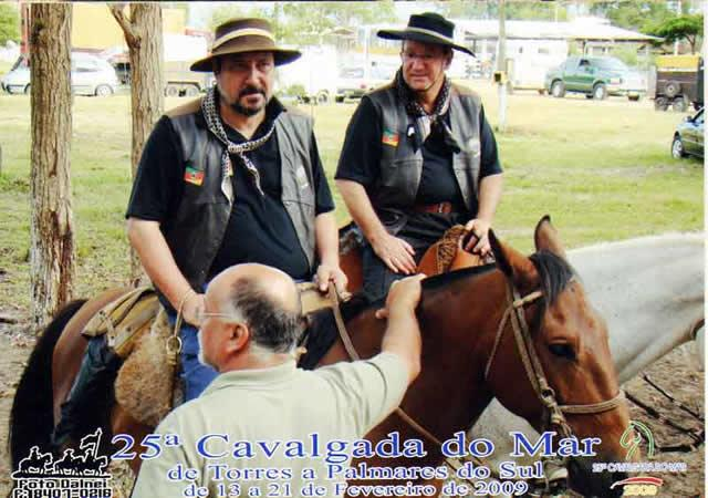 25ª Cavalgada do Mar – 2009