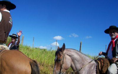Cavalgada Irmãos do Estribo – Varzinha – Viamão/RS- 2010