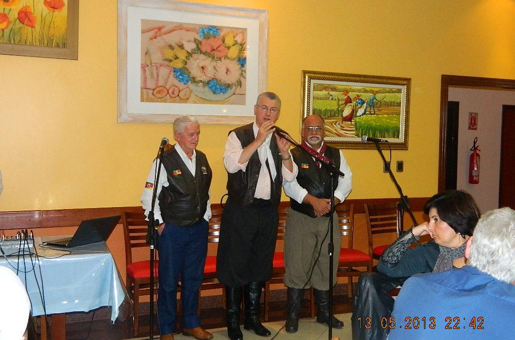 Confraternização 2013 – Salão GORGS