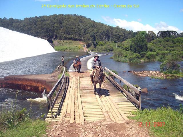 2ª Cavalgada Irmãos do Estribo Caxias 2007