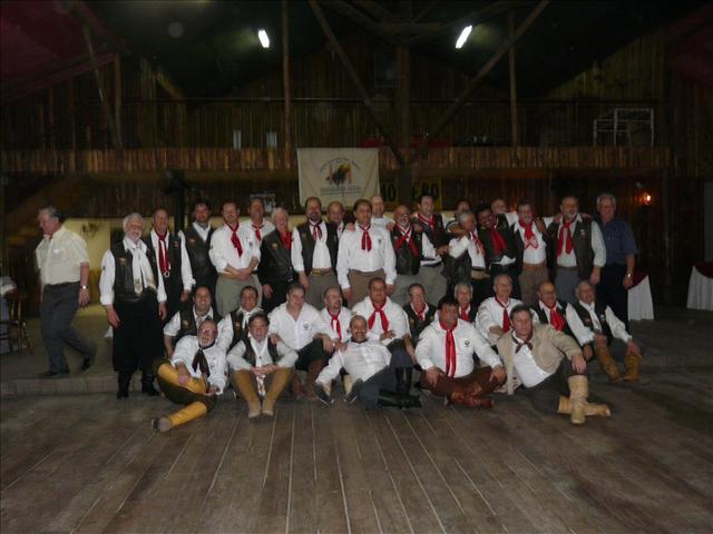 2ª Baile da Fraternidade – Outubro/ 2009 – Clube Farrapos