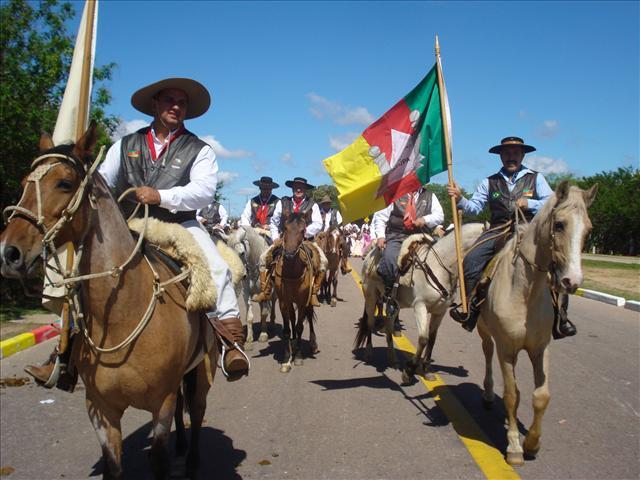 Semana Farroupilha 2009 – Desfile