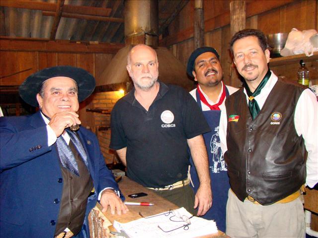 Semana Farroupilha 2009 – Nosso Galpão e participação em eventos