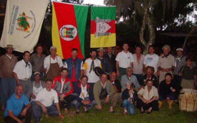 1ª Cavalgada dos Irmãos do Estribo -São Francisco de Paula – 2006
