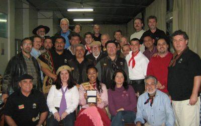 Desfile Farroupilha – Baile Fraternidade – Visita da Primeira Prenda do RS – 2008